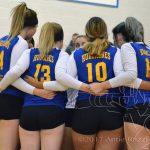 Girls Varsity Volleyball beats vs Buckeye HS 2 – 3