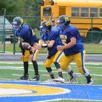 Boys Middle School Football beats vs Lutheran West HS 6 – 44