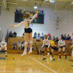 BHS Varsity Volleyball vs Fairview (9-19-17)