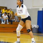 Girls Varsity Volleyball beats Oberlin HS 3 – 0