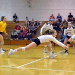 Girls Varsity Volleyball beats vs Columbia HS 3 – 1