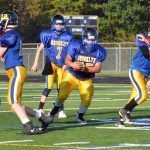 Boys Middle School Football beats Columbia 6 – 0