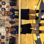 Girls Middle School Volleyball beats vs Columbia Middle School 0 – 2