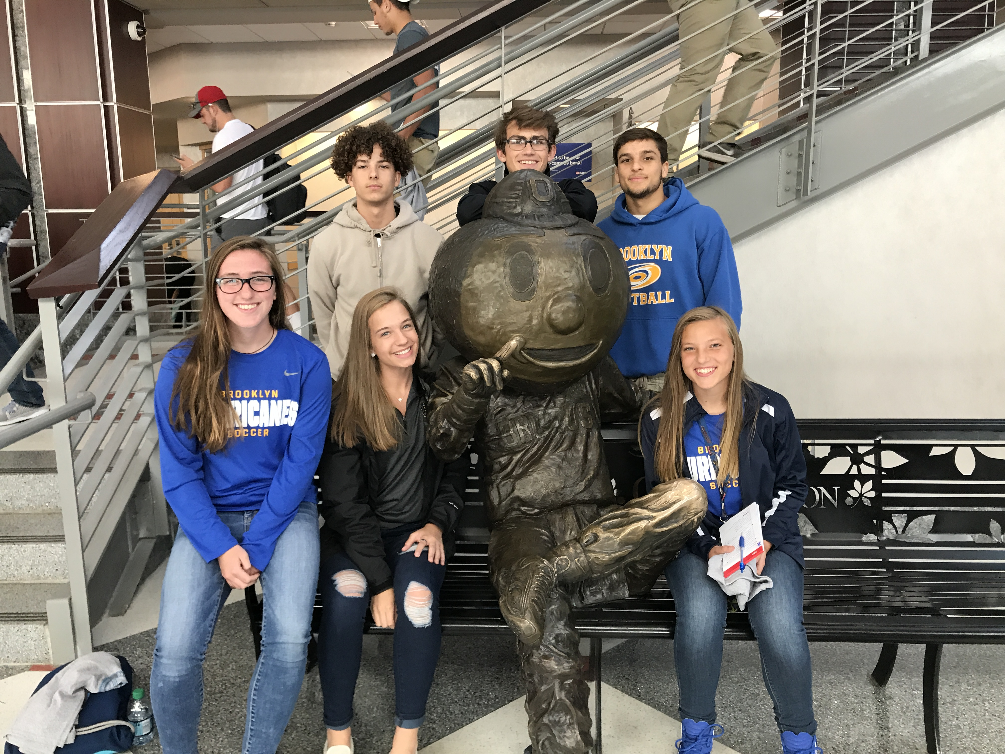 Student-Athletes attend OHSAA Leadership Conference