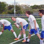 Boys/Girls Soccer vs Lutheran West (10-4-17)