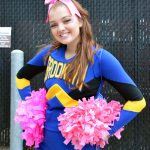 Homecoming 2017: Cheer vs Lutheran West (10-6-17)