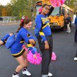 BHS CHEER @ Columbia (10-13-17)