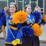 BHS Cheer vs Oberlin (10-20-17)