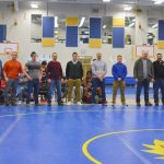 Welcome Back Wrestling Alumni