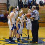 BHS Girls' BB vs Lutheran West (1-24-18)