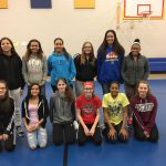 Congrats & Good Luck to the 7th grade Girls Basketball Team