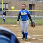 BHS Girls Softball vs Lutheran West (4-10-18)