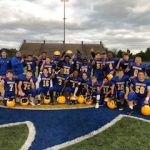 Brooklyn Middle School Football beats Clearview,Durling MS 6 – 0