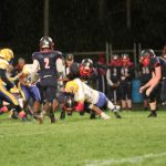 Week 9 Varsity Football at Oberlin - October 19, 2018
