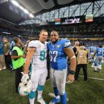 Former Knights Meet in NFL