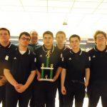 Boys Bowling Accomplishes Rare Feat