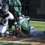 Knights Stay in Suburban League Race with Sweep of Twinsburg