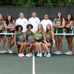 Girls Tennis Finishes Strong