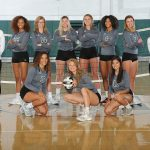 Lady Knights Sweep Twinsburg