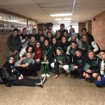 Knight Swimmers Excel at Bedford