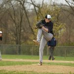 Knights Victorious Over Black Tigers in Pitchers Duel