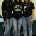 Lady Knight Runners Sign Letters of Intent