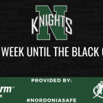 ONE WEEK!  #NordoniaSafe