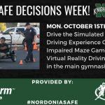 Safe Decisions Week Has Arrived
