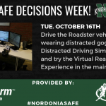 Safe Decisions Week Continues