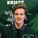 Tomkovicz named Athlete of the Week