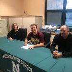 Varner signs with Walsh