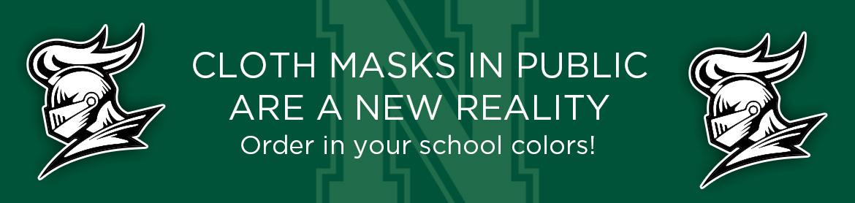 Nordonia Athletics Masks Available