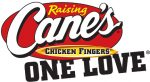 Thank You Raising Canes, One Love!