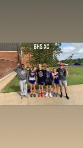 Bainbridge Bearcat Cross Country Invitational 2020