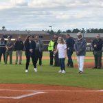 Bearcats Honoring Captain Justin Bedwell