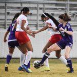 Bainbridge scores six second half goals to sprint past Westover 8-0
