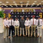 Six Bearcat Seniors Sign