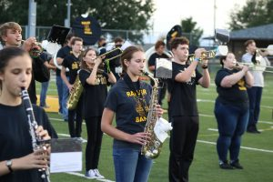 Band Pictures From Derby Game