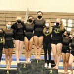 Railer Gymnastics Defeats Emporia!