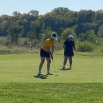 Seirer Qualifies for 5A State Golf