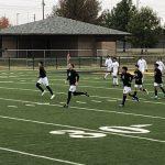 JV Soccer earns 1-0 win over Derby
