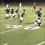 Varsity Boys Soccer defeats Derby 3-1