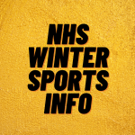 NHS Winter Sports Practices Begin Monday, November 16