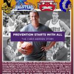 Community Invited To Chris Herron Drug Prevention Presentation