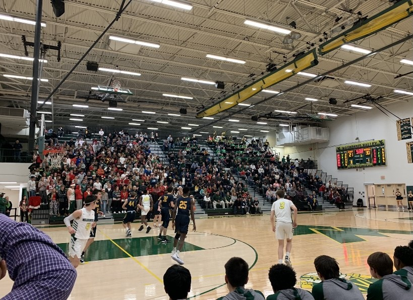 Basketball Returns to Competition
