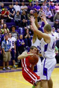 Boys Varsity Basketball vs. Swan Valley