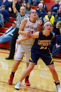 Girls Varsity Basketball vs. Valley Lutheran