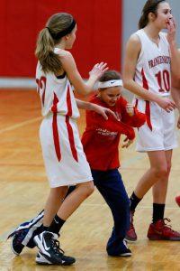 JV Girls Basketball vs. Valley Lutheran