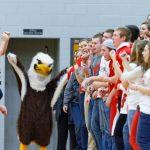 Varsity Boys Basketball Sweep Garber