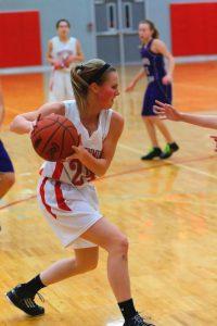 JV Girls Basketball vs. Caro